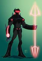 Black Manta by EricGuzman