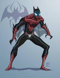 The Amazing Spider-Bat by EricGuzman