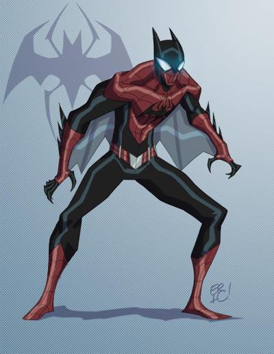 The Amazing Spider-Bat