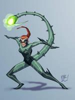 Poison Scorpion by EricGuzman
