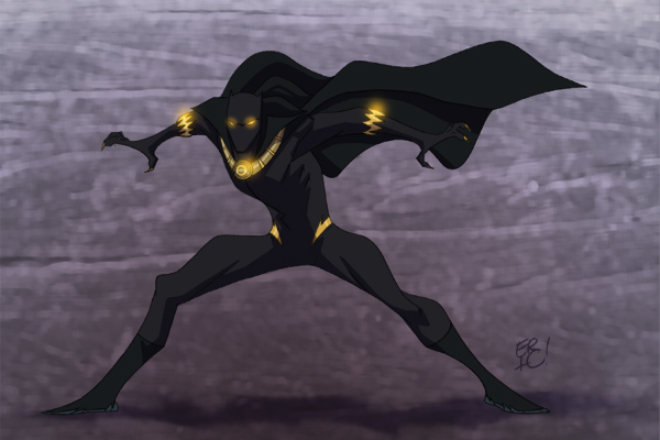 Black Panther 2 by EricGuzman