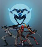 The Bat Family