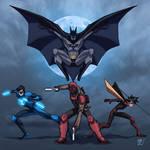 Bat Family Revised
