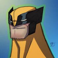 Wolverine  by EricGuzman