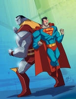 Men of Steel by EricGuzman