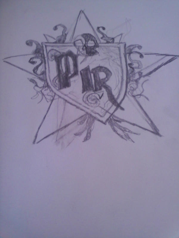 Papa Roach Star -Design- by hikariix3