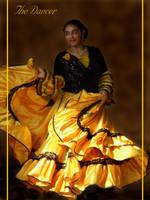 The Dancer by AnnaSulikowska