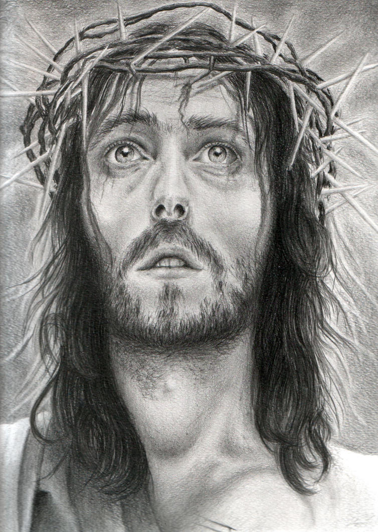 Jesus Christ By AnnaSulikowska On DeviantArt