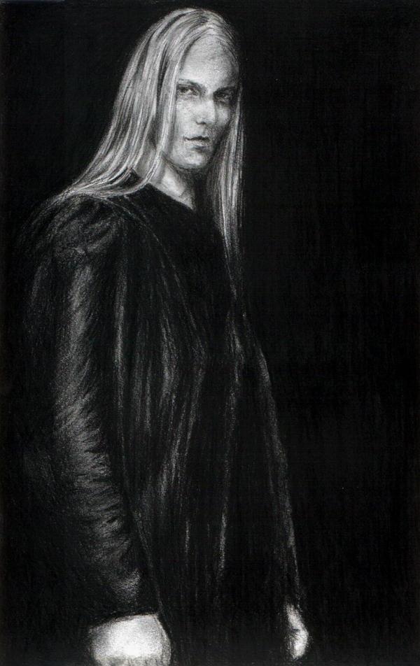 Petri Lindroos by AnnaSulikowska