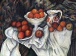 Cezanne's apples and oranges
