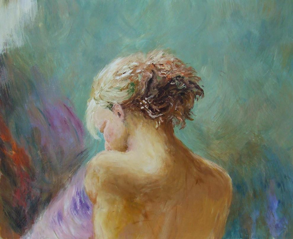 Pino Daeni's Desire by Niuta71