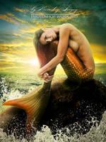 Tailed Girl by sergekrivoshei