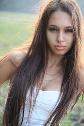 Girl by sergekrivoshei