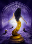 Snake Girl