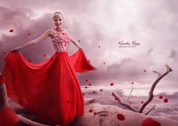 Romantic Loneliness by sergekrivoshei