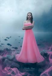 One in The Misty River by sergekrivoshei