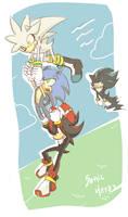 4 Hedgehog by SINO326