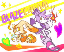 BlazeCream by SINO326