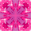 Pink, Purple and White Pattern by RandomDesigner