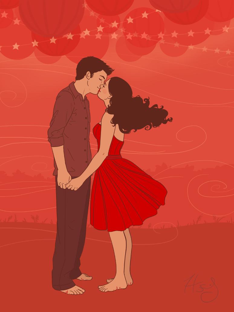 Red Lanterns Redux by Hanasu