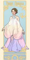 Padme - Lake Dress