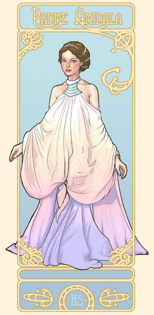 Padme - Lake Dress by Hanasu on DeviantArt