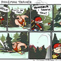 Asshole Pokemon Trainer by michaelfirman