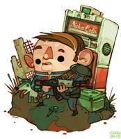 Fallout 3 Dude