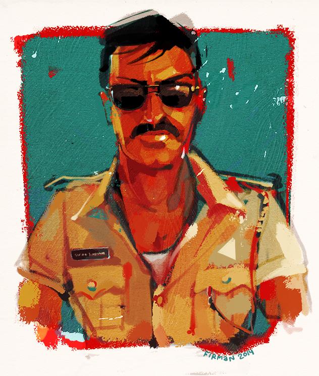Singham by michaelfirman on DeviantArt
