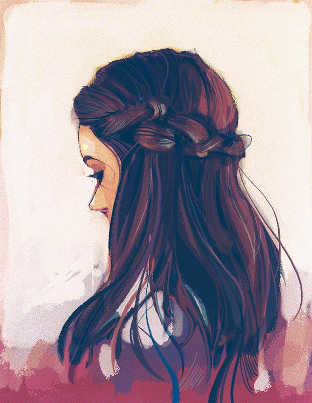 Hair Crown by michaelfirman
