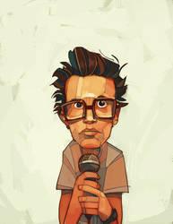 Comedian Matt Donaher by michaelfirman