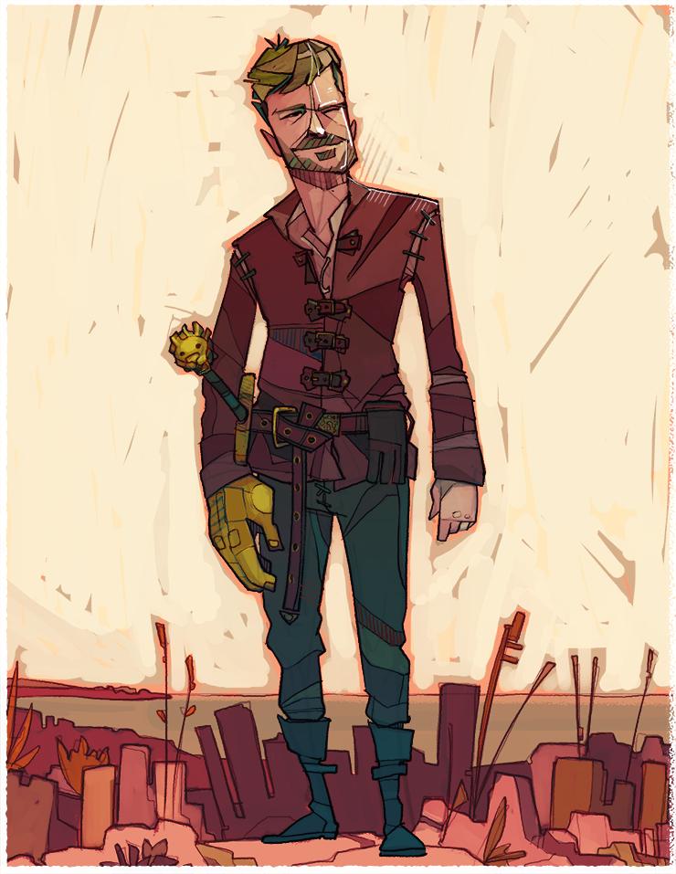 Jaime Lannister by michaelfirman