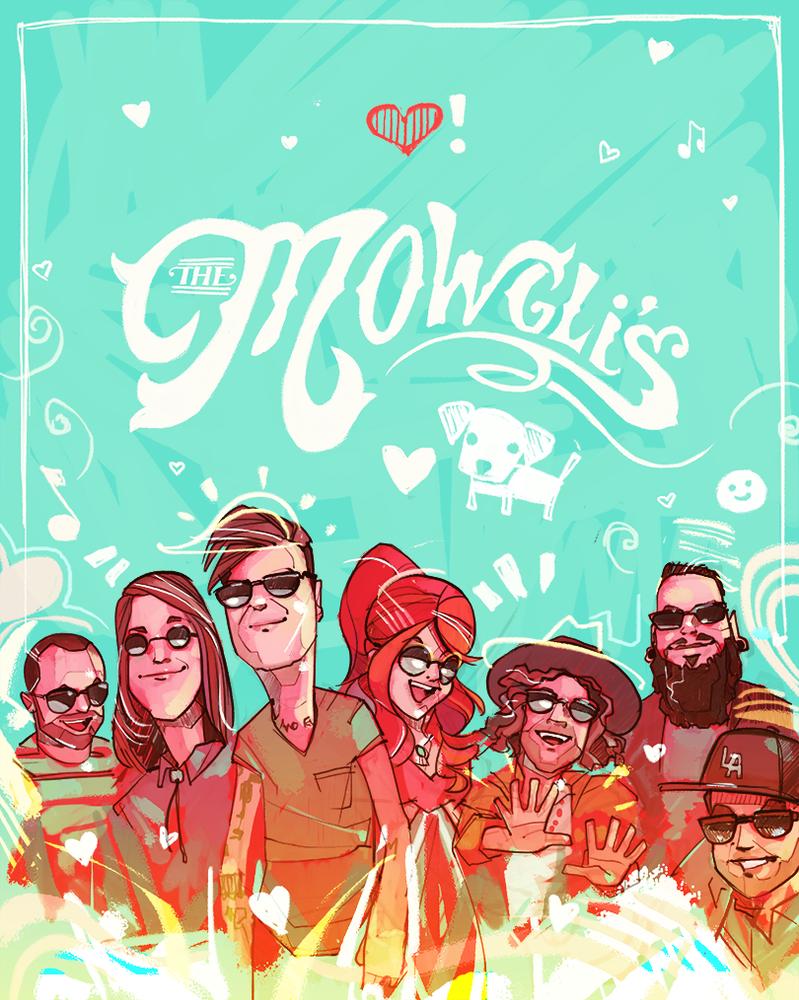 The Mowgli's by michaelfirman
