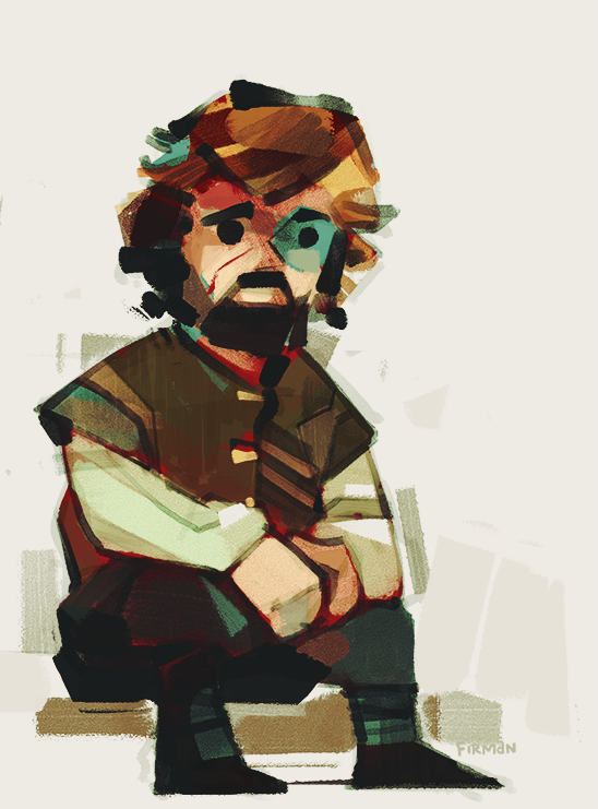 Tyrion by michaelfirman