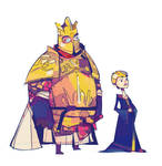 Cersei and pet