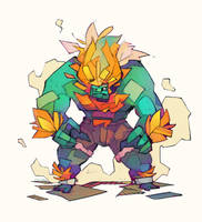 Blanka by michaelfirman