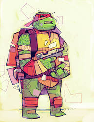 Raph by michaelfirman