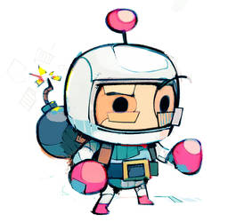 Bomberman by michaelfirman