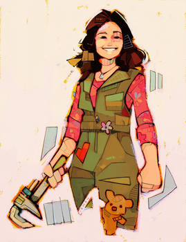 Kaylee from Firefly