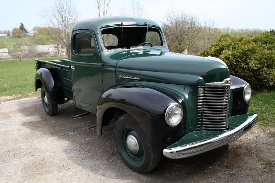 1949 international Kb2 pending restoration #1 by