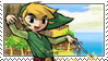 The Wind Waker :stamp: by Tazzil