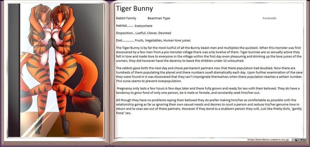 Tiger Bunny by safnar on DeviantArt