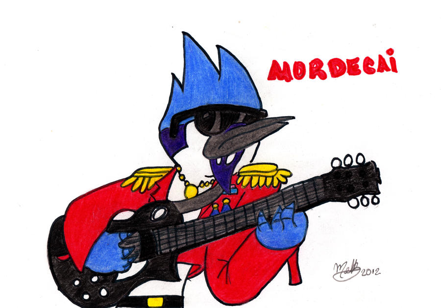 Mordecai by MelanieBrown