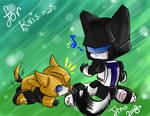 Kittes Jazz N BabyBee