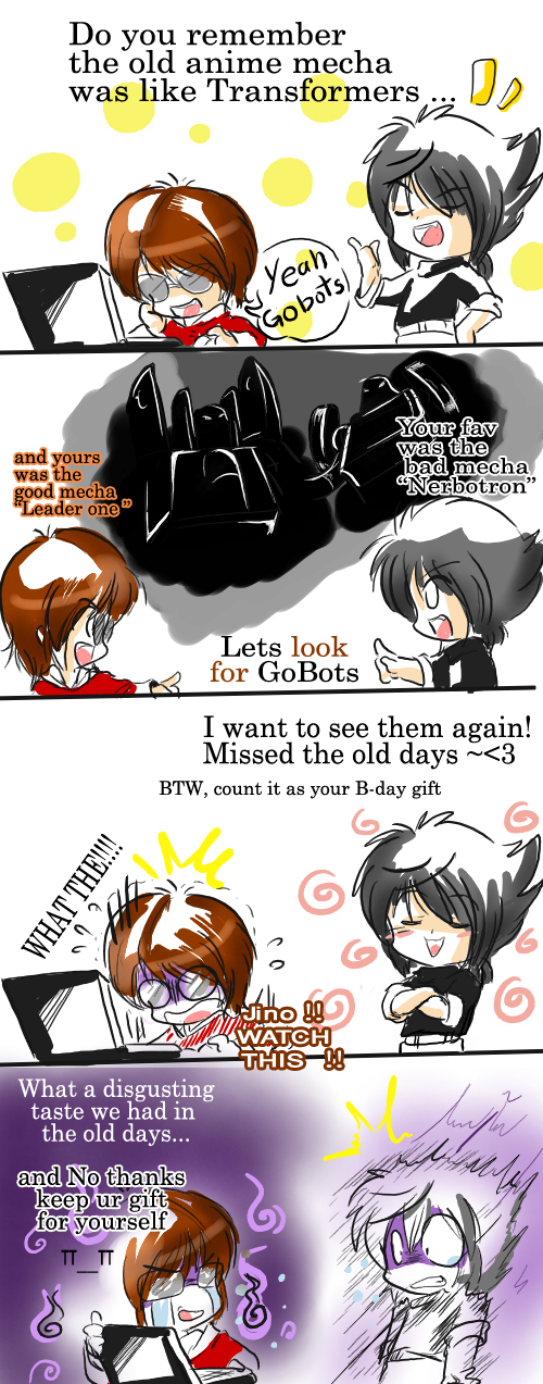 Our old days with gobots anime by jinosan on deviantart our old days with gobots anime by jinosan solutioingenieria Images