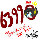 Thanks for 63990 Hits
