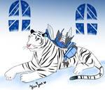 White Tiger good bye 2010