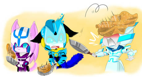 CM: cooking time by JinoSan