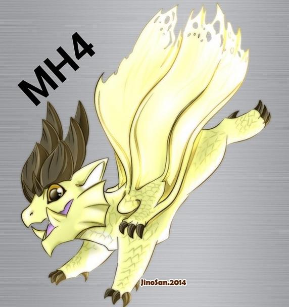 MH4 : Shagaru Magara by JinoSan