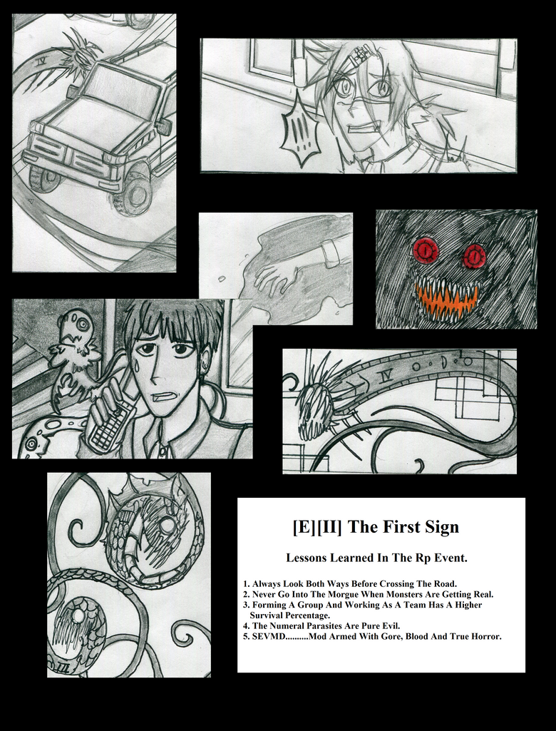 Anachrons: [E][II] The First Sign by ScytheVale